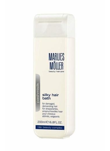 Marlies Möller Pasmısılk Sılky Haır Bath Shampoo 200 Ml Renksiz